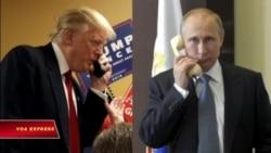 Mỹ- Nga điện đàm về vấn đề Triều Tiên