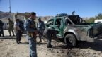 انفجار ماین در لوگر جان هشت نیروی امنیتی افغان را گرفت