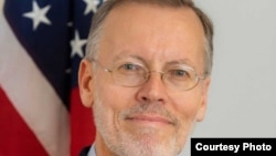 美国在台协会(AIT)处长郦英杰周六回到台湾履新。他曾任该会副处长一职至2015年。(照片来源:AIT 网站)