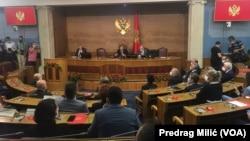 ARHIVA - Skupština Crne Gore