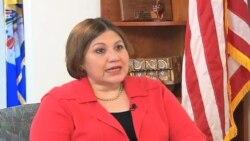 Embajadora Lomellin: la OEA, la democracia y Cuba
