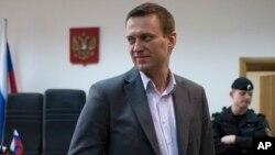 VaAlexey Navalny