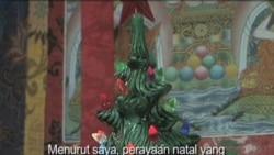 Perayaan Natal nok Amerika (Bagian 2) - Warung VOA Desember 2011