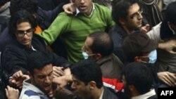 Демонстрации в Тегеране