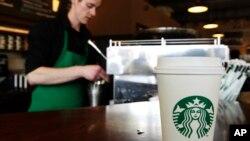 Starbucks abre tienda en Colombia.