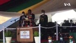 Nhengo yeZanu PF VaAbsolom Sikhosana Vanovigwa kuHeroes Acre muHarare
