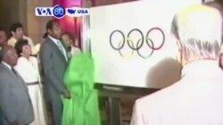 Manchetes Americanas 1 Agosto: LA vai receber Jogos Olímpicos