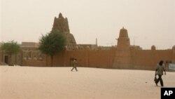 سه مسجد باستانی در تیمبوکتو قرار دارد