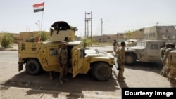 نیروهای عراقی بعد از درگیری با تندوران دولت اسلامی وارد مرکز شهر فلوجه شدند.