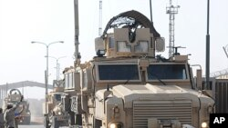 Οι ΗΠΑ εξετάζουν το ενδεχόμενο παραμονής δυνάμεων τους στο Κουβέιτ