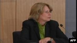 Kornelija Projfer-Storks, senatorka Hamburga za zdravstvo i zaštitu potrošača