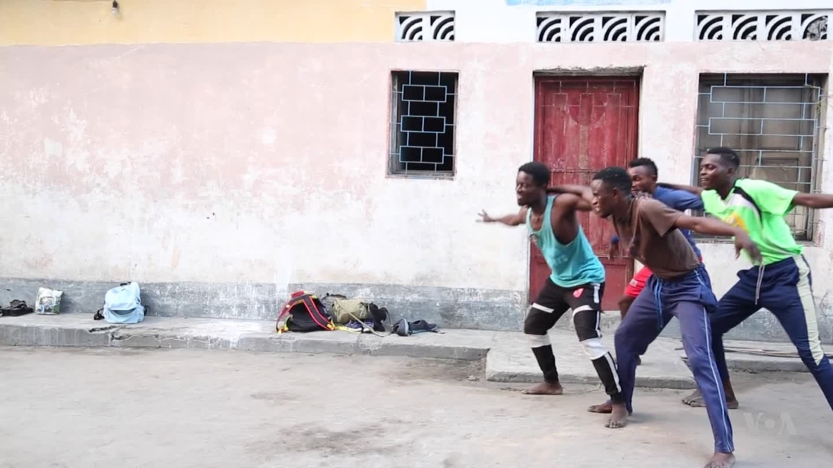 Some Congolese Artists Focus on Preserving Traditional Dance