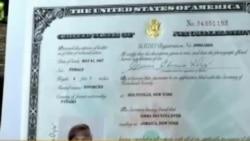Amerikaning yangi fuqarolar/New US citizens