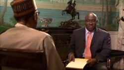 Nigerian President Muhammadu Buhari Vows To Fight Boko Haram, Corruption and Other Ills