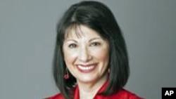 Gloria Feldt (file photo)