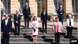 Міністри фінансів країн «Великої сімки»