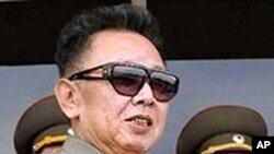 北韩领导人金正日