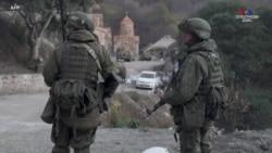 Ռուսական խաղաղապահների ջոկատ է տեղակայվել Դադիվանքի տարածքում