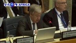 Antonio Guterres wa ONU Asaba Inkunga yo Kurwanya Iterabwoba muri Afurika y'Uburengerazuba