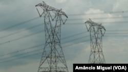 Cabos de transporte de energia