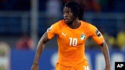 L'attaquant ivoirien Gervinho sera le grand absent de cette CAN (14 janvier - 5 février) au Gabon.