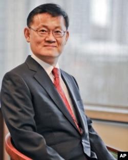 亚洲开发银行首席经济学家李钟和