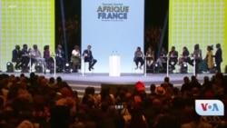 Maliden Sommet France Afrique Kenekan