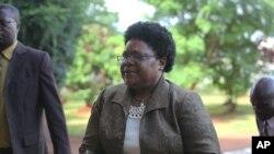 Unkosikazi Joice Mujuru