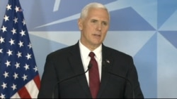 Pence: 'Disappointed' in General Flynn