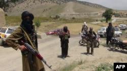 پیکارجویان طالبان - آرشیو