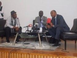 UNITA e MPLA travam-se de razões -2:45