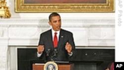 奥巴马在白宫举行开斋节晚宴