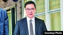 香港特区教育局局长杨润雄(苹果日报图片)