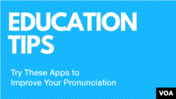 Education Tips: Try These Apps to Improve Your Pronunciation