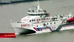 Tàu Trung Quốc từ chối cứu hộ ngư dân Việt ở Hoàng Sa