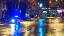 Полицијата и армијата заеднички го контролираат движењето на македонските граѓани
