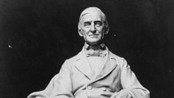 Ralph Waldo Emerson (1803-1882) A Great U.S. 19th Century Writer and Philosopher