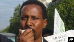 Afhayeenka Mucaaradka Djibouti Dahir Axmed Faarax (DAF).