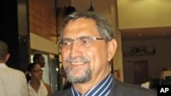 Jorge Carlos Fonseca, vencedor da primeira volta