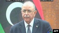 Predsednik libijske vlade Abdurahim el Keiba