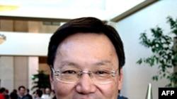 台湾前国安会秘书长苏起(资料照片)