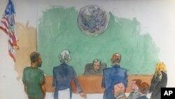 Nadžibulahu Zaziju izrečena je zatvorska kazna od 10 godina, koju je već odslužio.