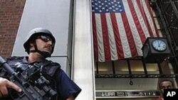 紐約市多處地點加強保安