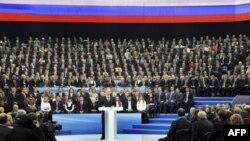 «Единой России» доверяют регионы