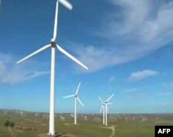 风力发电只提供美国需电量的2%