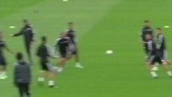 Real Madrid prepara partido contra Liverpool