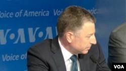 FILE - Ambassador Kurt Volker.