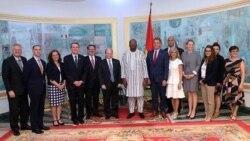 Ameriki Fama Soungandilen ka Tama Burkina Djamana Kan