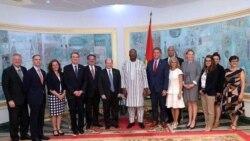 Compte-rendu de Lamine Traoré, correspondant VOA Afrique à Ouagadougou