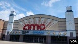 Многозальный кинокомплекс AMC в Нью-Джерси. Photo: Oleg Sulkin